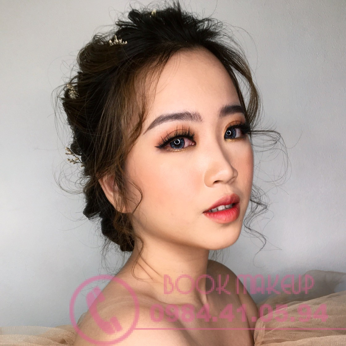 makeup by pham ngan